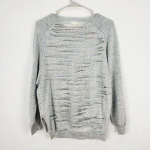 SILENCE + NOISE [Urban Outfitters] | gray sweater